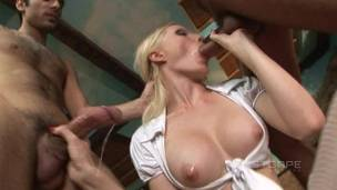 First Gape Jenny hard DP #5098 screenshot