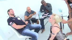 Lola's Perverted Fantasy: Rough Anal Gangbang with lots of Piss Drinking (SZ617)