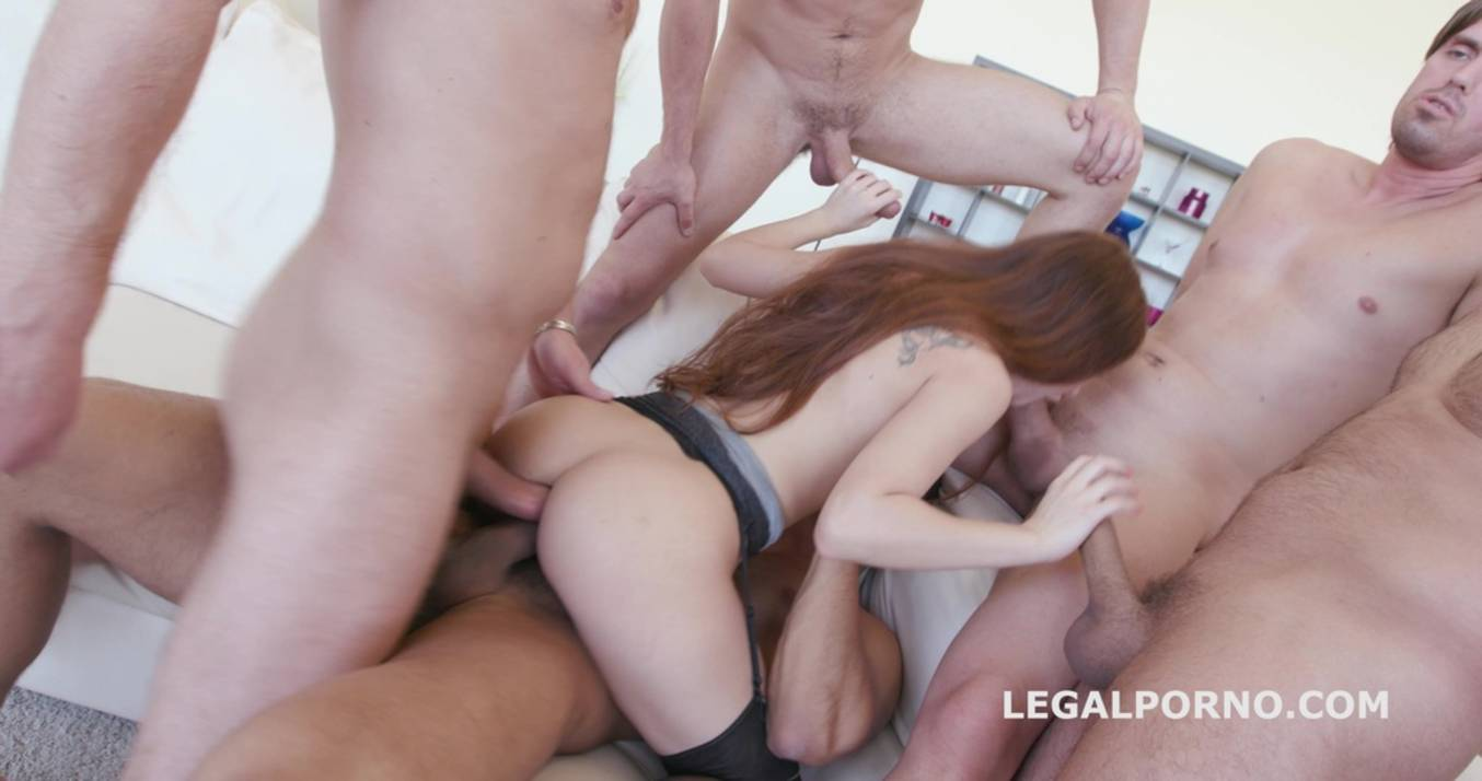 LegalPorno - Giorgio Grandi - Dap Destination Stacy Snake. 5on1 no pussy. Gapes /BallDeep /Multiple Airplane /Multiple Facial /Final Fucking and Swallow GIO183