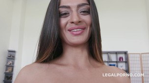 Hot Middle East Latoya Devi gets Balls Deep DP & DAP /DV /DAPV /Facial GIO213