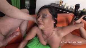 Oxana gagging blowjob NR175