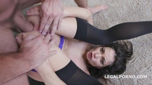 Monsters of DAP Valentina Bianco 4on1 No Pussy /Dap /Gapes. She does it good and gets it deep GIO screenshot