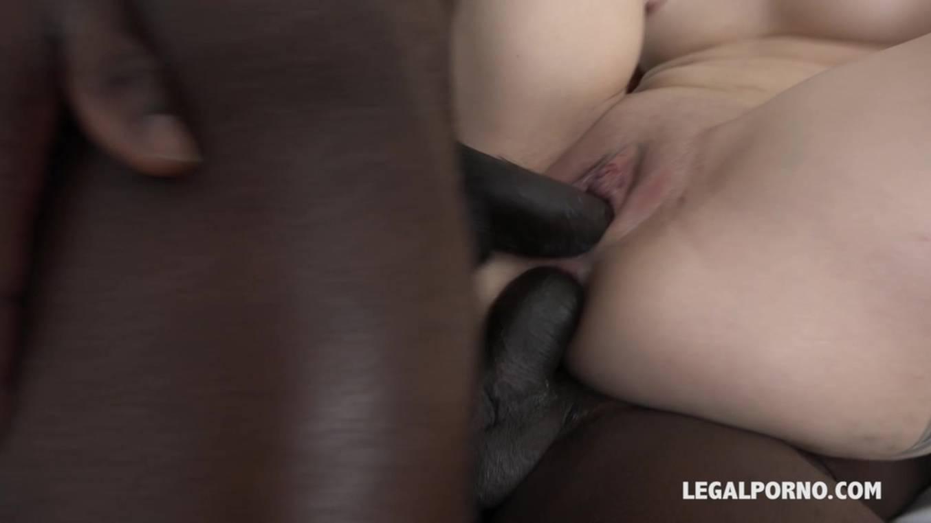 LegalPorno - Interracial Vision - Luna Melba discovers black feeling and goes crazy DAP IV046