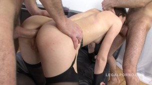Aspen double anal for kinky slut NR262 screenshot