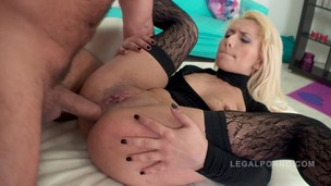 Anal casting with Jessyca Wild NR390 screenshot
