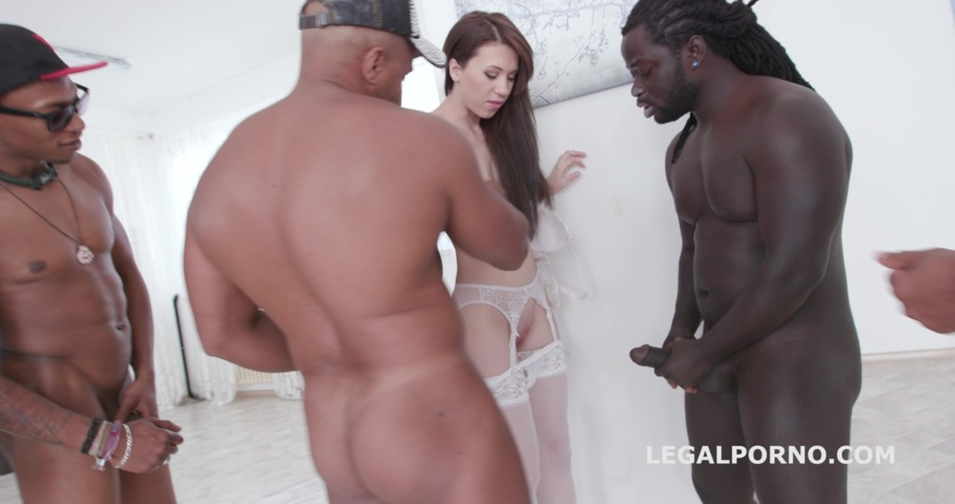 LegalPorno - Giorgio Grandi - Black busters 6on1 with Monika Wild No Pussy / Balls Deep Anal / DAP / Deepthroat / Great Gapes / Sperm Games and Swallow GIO439