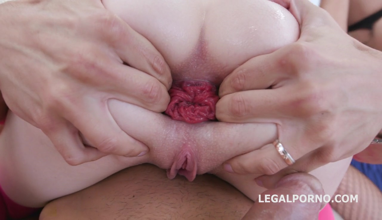 LegalPorno - Giorgio Grandi - Squirt & DAP Monika Wild & Selvaggia 5on2 Balls Deep Anal / DAP / Squirt To Mouth / Creampie To Swallow GIO468
