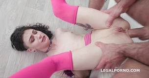 Fucking Wet with Lydia Black 4on1 Beer Festival Balls Deep Anal / DAP / PEE / Gapes / Swallow GIO626