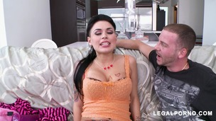 Eva Angelina Loves It Hard And Deep In The Ass MA013 screenshot