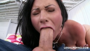 Veruca James Fucked in The Ass Hardcore MA022 screenshot