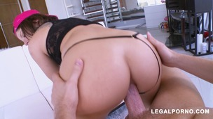 Casey Cumz Big Butt Takes A Lot Inside Of It MA036 screenshot