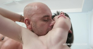 Welcome to Porn, Sara Bell Balls Deep Anal, First DP, First DAP, She is anal addicted, must watch this GIO855 screenshot