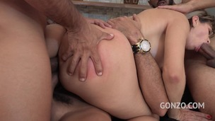 Anal fisting & double anal for Mirella Mansur BZ002 screenshot