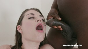 Anastasia Rose goes for golden shower feeling IV296 screenshot