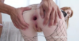 DAP Destination Azura Alii Balls Deep Anal, First DAP, Gapes, Swallow GIO1100 screenshot