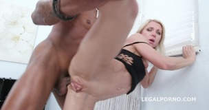 Black Ravage, Sindy Rose Insane toys and fisting, Anal and DAP fucking with buttroses and swallow GIO1229 screenshot