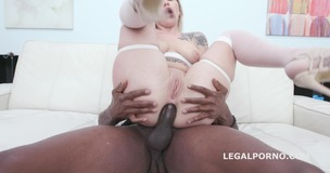 Balls Deep, Jay Moon Vs Mike Chapman for Balls Deep Anal, Gapes and Creampie GL111 screenshot
