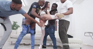 Waka Waka Blacks Are Coming, Freya Dee Balls Deep Anal, Gapes, DAP, Creampie and Facial GIO1368 screenshot