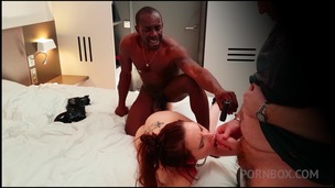 Amateur wife fucked by BBC OTS187 screenshot