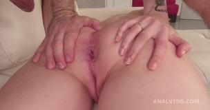Robin's anal Casting, Sugar Lya, Balls Deep Anal, Nice Gapes, ATM, Creampie and Swallow GL207 screenshot