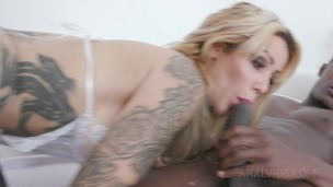 Alice Judge enjoys anal pounding with 3 BBC KS180 screenshot