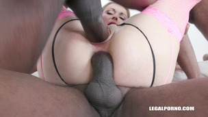 Alice Hatter is back to get fucked by 3 BBC IV523 screenshot