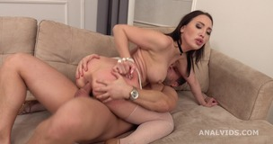 Mr. Anderson's Anal Casting, Melissa Fox welcome to Porn with Balls Deep Anal, Gapes and Cum in Mouth GL362 screenshot