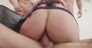 All About Fun, Sabien Demonia 4on1, Balls Deep Anal, DAP and Swallow GIO1678 screenshot